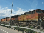 BNSF 4744